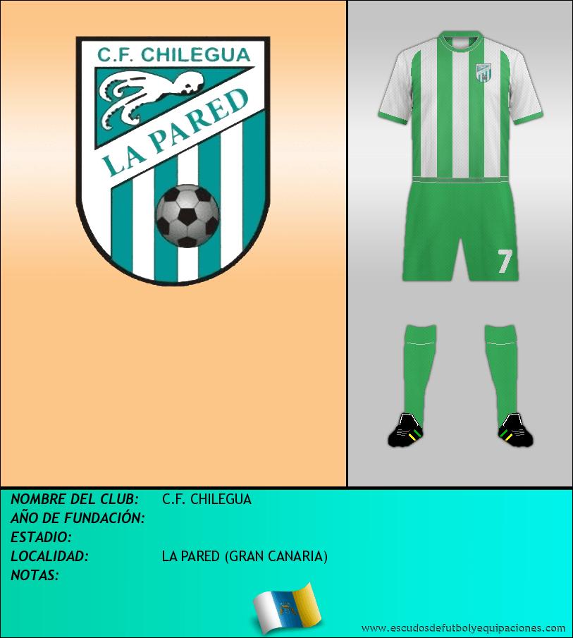 Escudo de C.F. CHILEGUA
