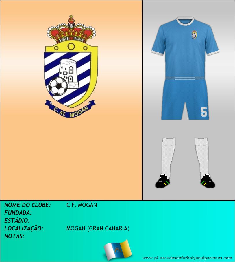 Escudo de C.F. MOGÁN