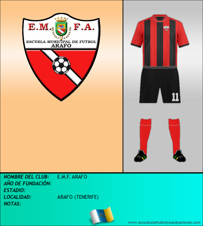 Escudo de E.M.F. ARAFO