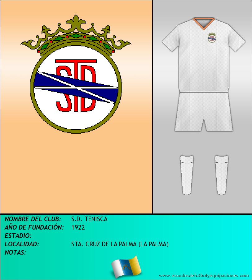 Escudo de S.D. TENISCA