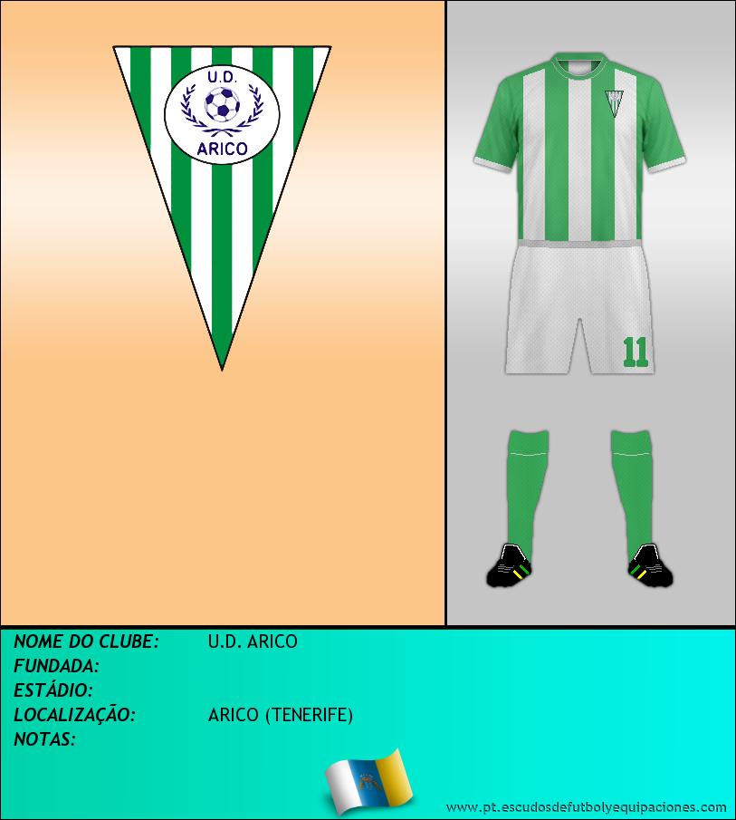 Escudo de U.D. ARICO