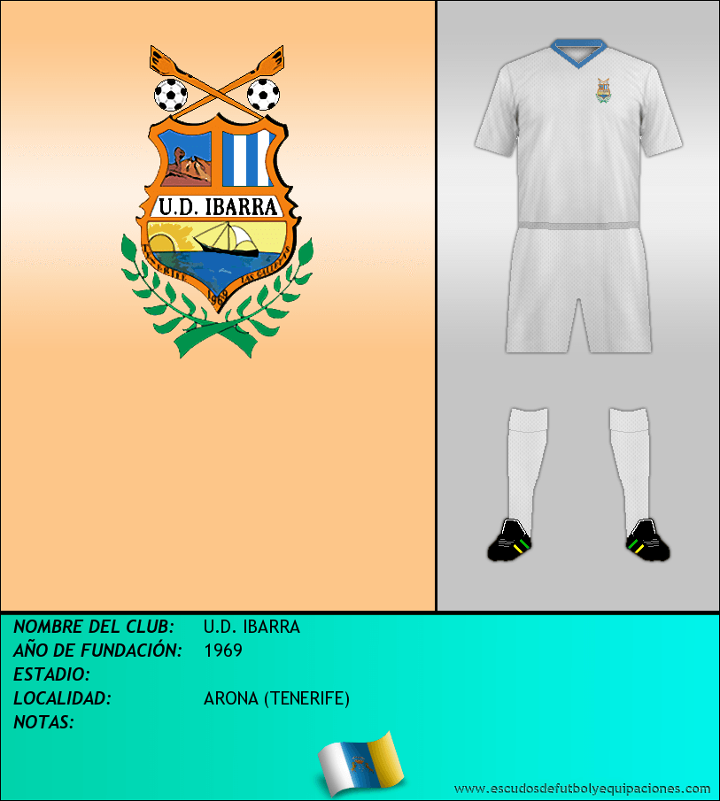 Escudo de U.D. IBARRA