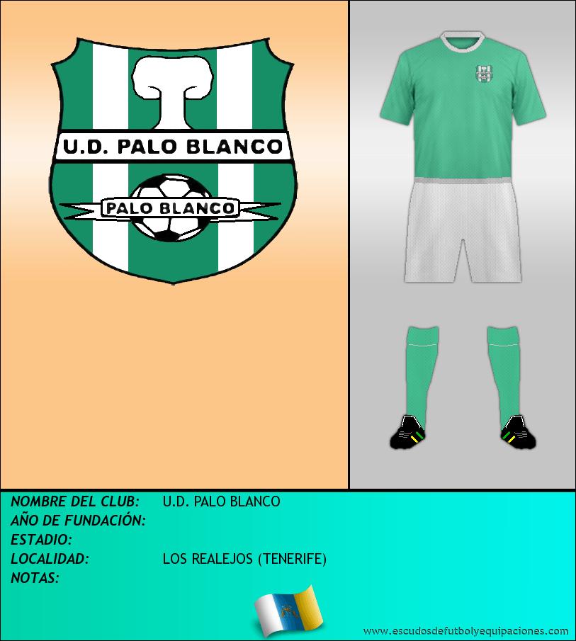 Escudo de U.D. PALO BLANCO