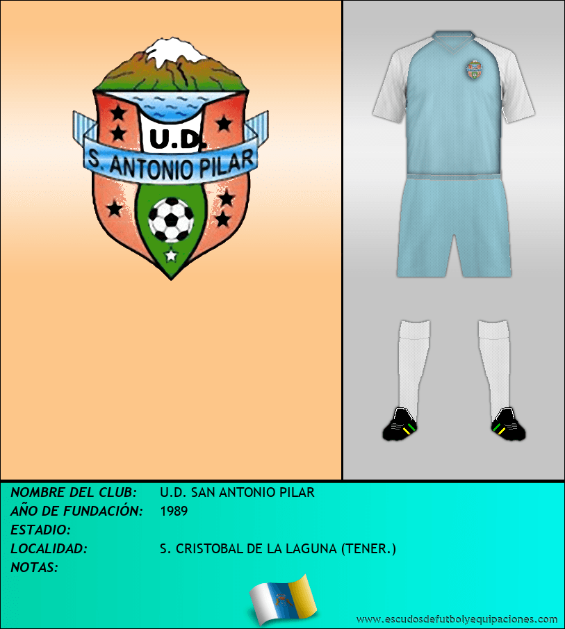 Escudo de U.D. SAN ANTONIO PILAR