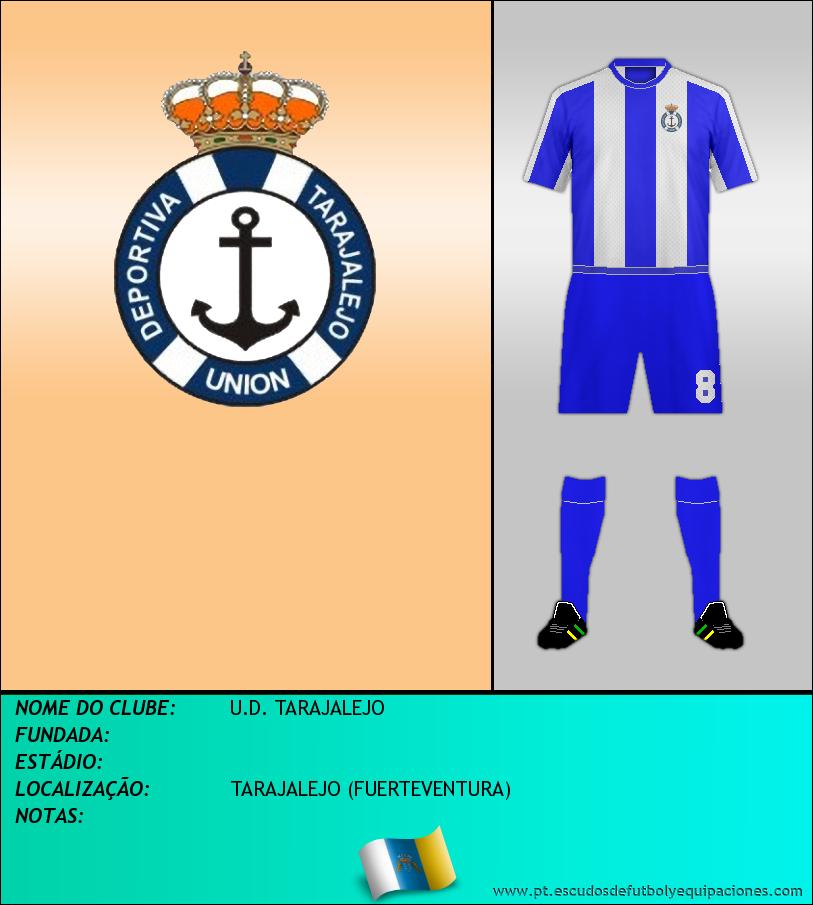 Escudo de U.D. TARAJALEJO