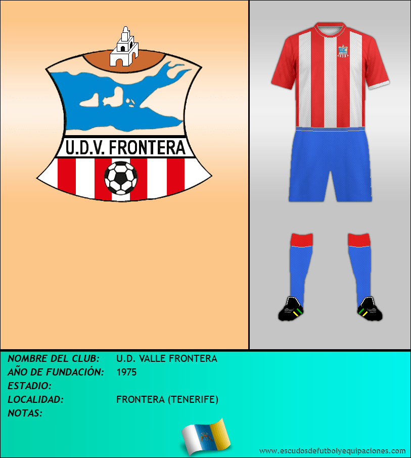 Escudo de U.D. VALLE FRONTERA