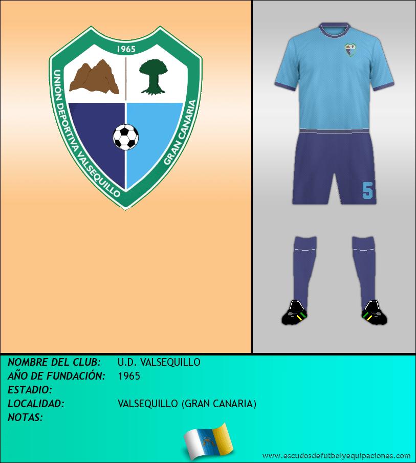 Escudo de U.D. VALSEQUILLO