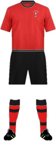 Camiseta F.C. LA CALZADA