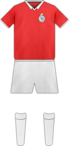 Camiseta UNIVERSAL FUTBOLISTICA RIOJA FC