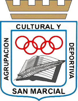 Escudo de A.C.D. SAN MARCIAL (LA RIOJA)