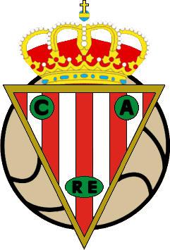 Escudo de C. ATLETICO RIVER EBRO. (LA RIOJA)