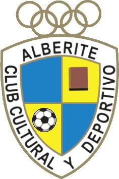 Escudo de C.C.D. ALBERITE (LA RIOJA)