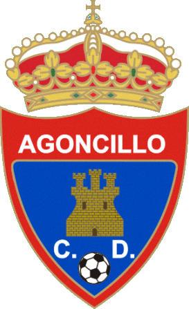 Escudo de C.D. AGONCILLO  (LA RIOJA)