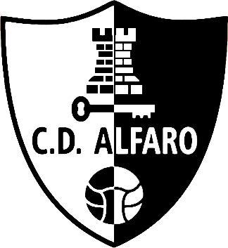 Escudo de C.D. ALFARO (LA RIOJA)