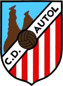 Escudo de C.D. AUTOL (LA RIOJA)
