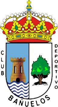 Escudo de C.D. BAÑUELOS (LA RIOJA)
