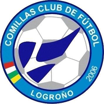 Escudo de C.D. C.F. COMILLAS (LA RIOJA)