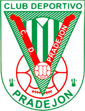 Escudo de C.D. PRADEJON (LA RIOJA)