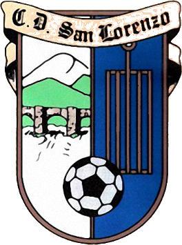 Escudo de C.D. SAN LORENZO (LA RIOJA)