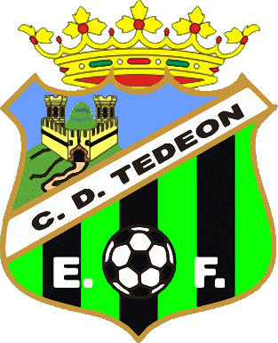 Escudo de C.D. TEDEON  (LA RIOJA)