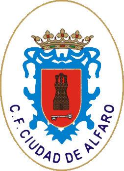 Escudo de C.F. CIUDAD DE ALFARO (LA RIOJA)