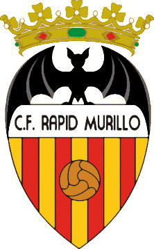 Escudo de C.F. RAPID MURILLO (LA RIOJA)