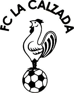 Escudo de F.C. LA CALZADA (LA RIOJA)