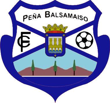Escudo de PEÑA BALSAMAISO CF (LA RIOJA)