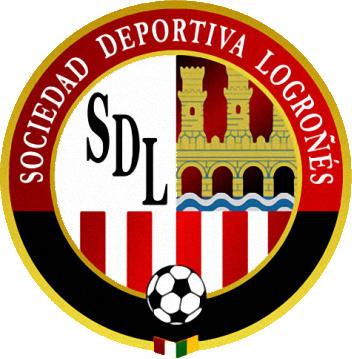 Escudo de S.D. LOGROÑES (LA RIOJA)