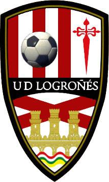Escudo de U.D. LOGROÑES (LA RIOJA)