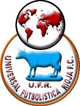 Escudo de UNIVERSAL FUTBOLISTICA RIOJA FC (LA RIOJA)