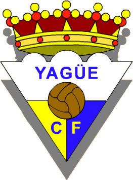 Escudo de YAGÜE C.F. (LA RIOJA)
