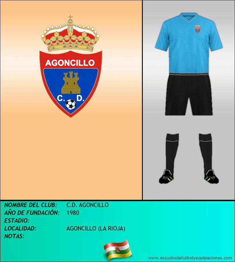 Escudo de C.D. AGONCILLO