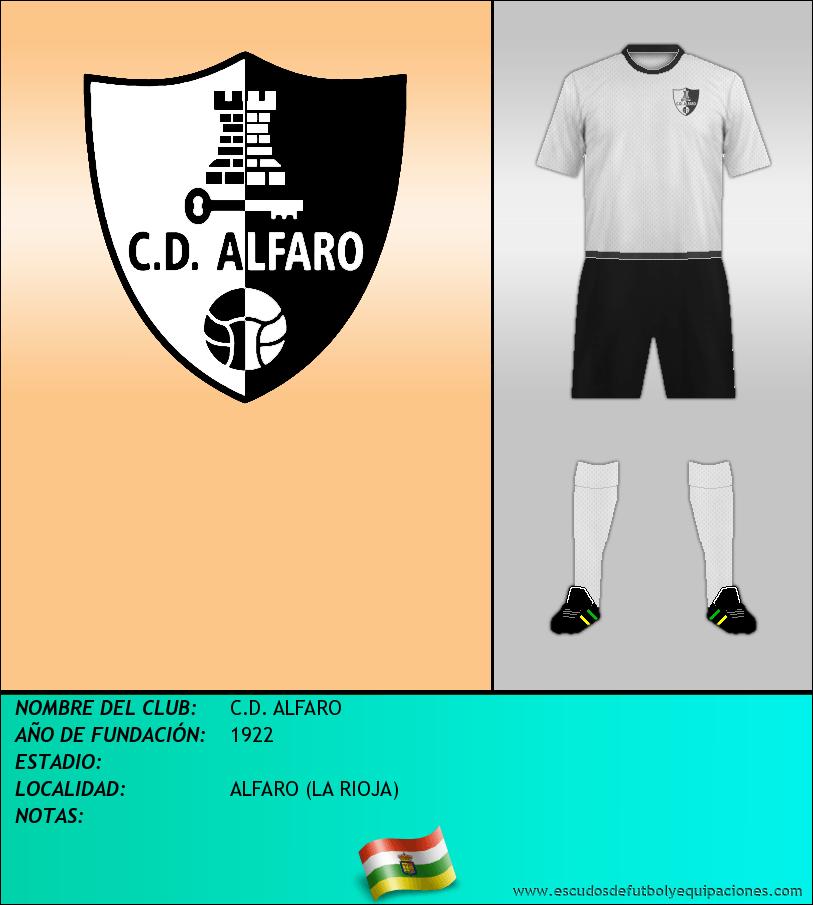 Escudo de C.D. ALFARO
