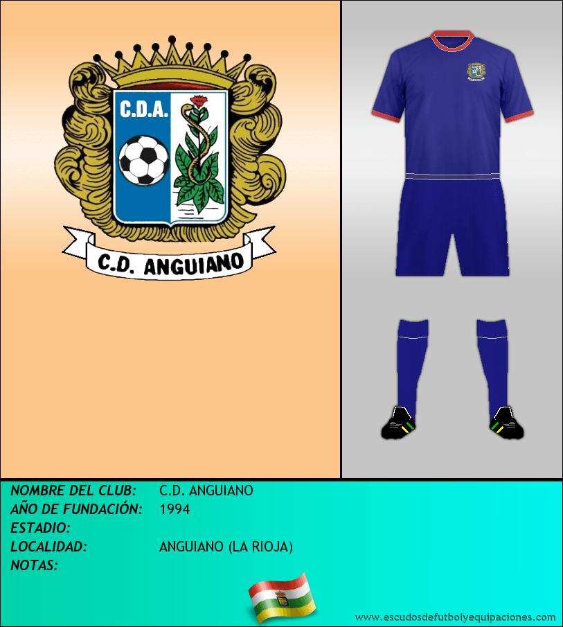 Escudo de C.D. ANGUIANO