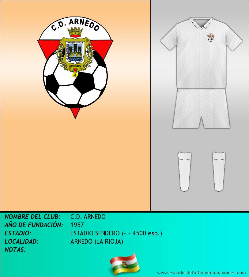 Escudo de C.D. ARNEDO