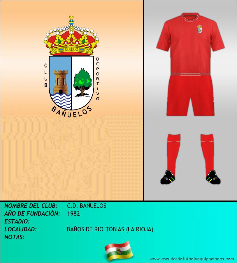 Escudo de C.D. BAÑUELOS