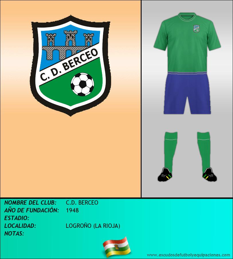 Escudo de C.D. BERCEO