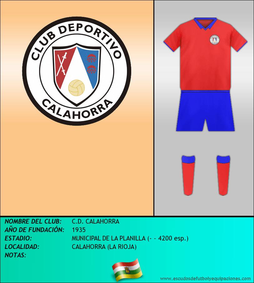 Escudo de C.D. CALAHORRA