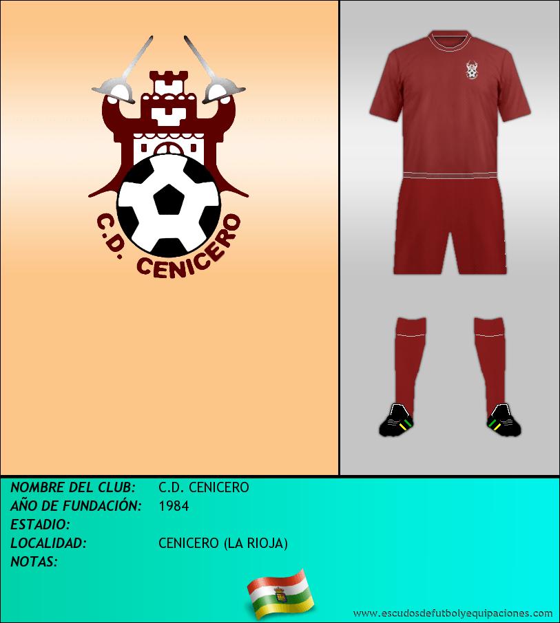 Escudo de C.D. CENICERO