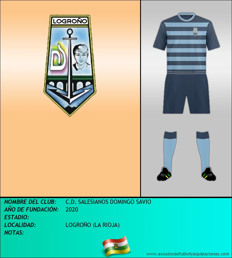 Escudo de C.D. SALESIANOS DOMINGO SAVIO