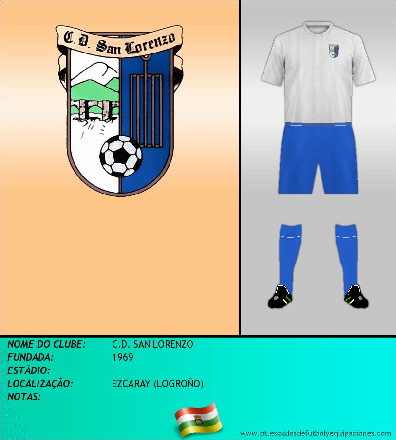 Escudo de C.D. SAN LORENZO