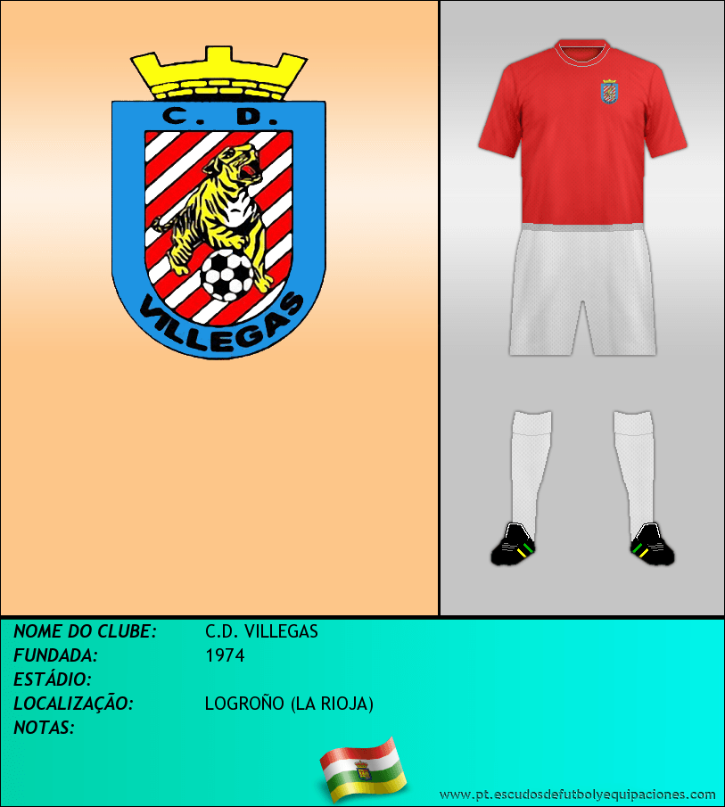 Escudo de C.D. VILLEGAS