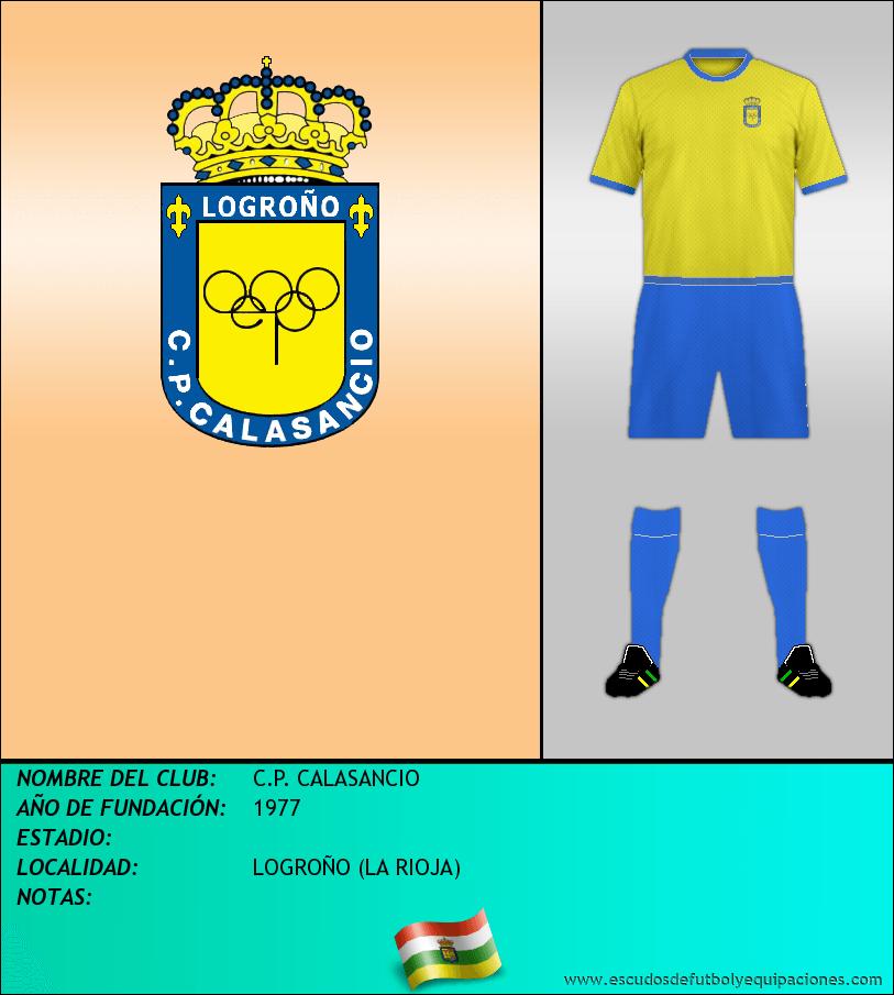 Escudo de C.P. CALASANCIO