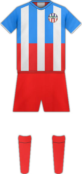 Camiseta ATLETICO VILLABA
