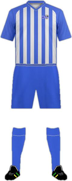 Equipación F.C. VILLANUEVA DEL PARDILLLO