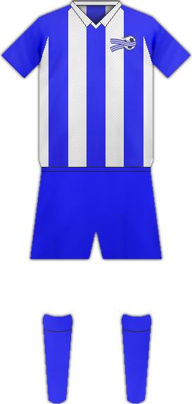 Equipación F.C. VILLANUEVA DEL PARDILLO