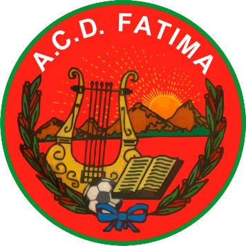 Escudo de A.C.D. FÁTIMA (MADRID)