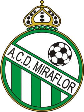 Escudo de A.C.D. MIRAFLOR (MADRID)