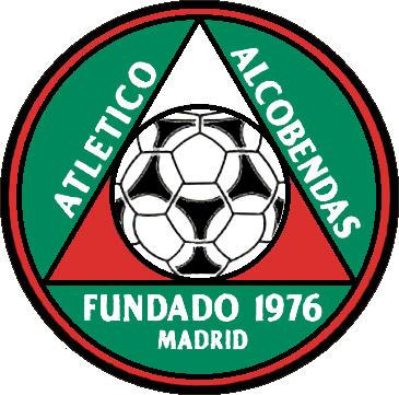 Escudo de A.C.R. ATLÉTICO ALCOBENDAS (MADRID)